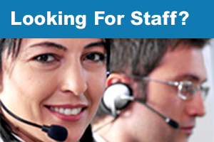 Looking For Staff